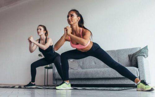 exercícios funcionais