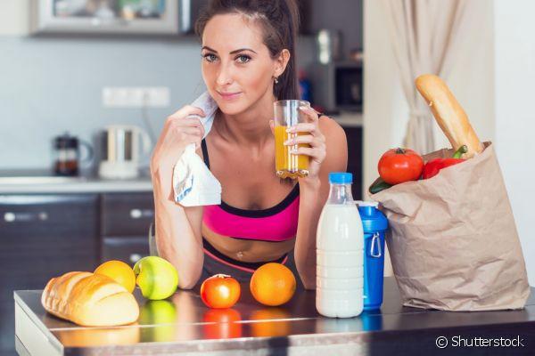 Nutrientes Importantes para uma Refeição Pré-treino