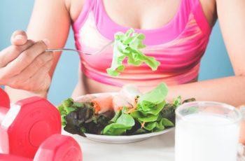 Dieta para perder gordura e ganhar músculos