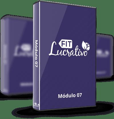 Fit Lucrativo - Divulgação e estratégias para vender mais - Módulo 7