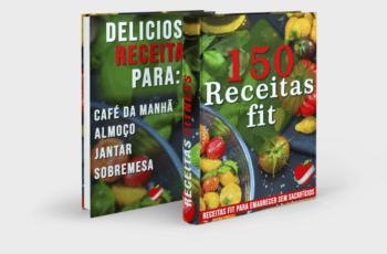 150 receitas fit para emagrecer rápido