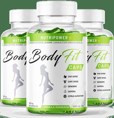 BodyFit Caps Funciona?
