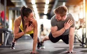 parceiro de treino motivação