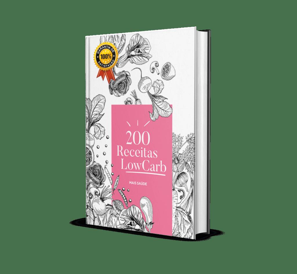 200 Receitas Low Carb Ebook