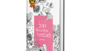 E-BOOK 200 RECEITAS LOW CARB