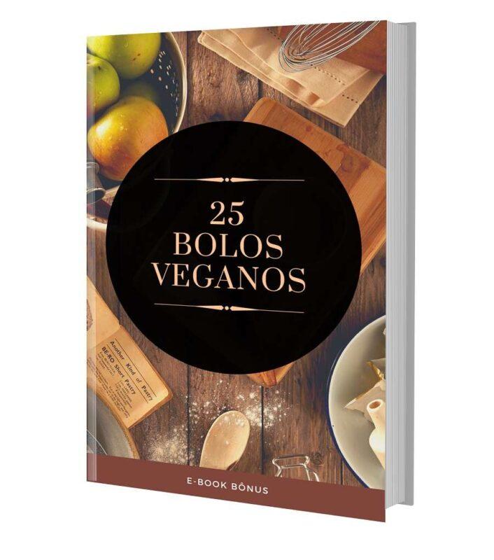 150 RECEITAS VEGANAS - bolos veganos