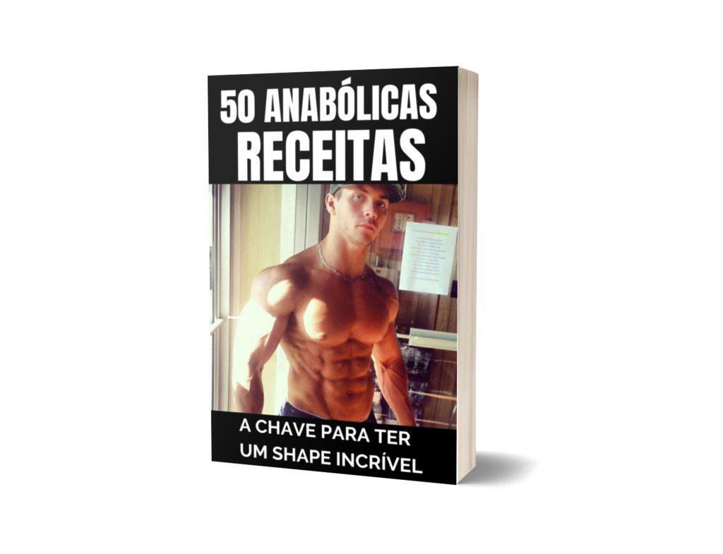 50 Anabólicas Receitas