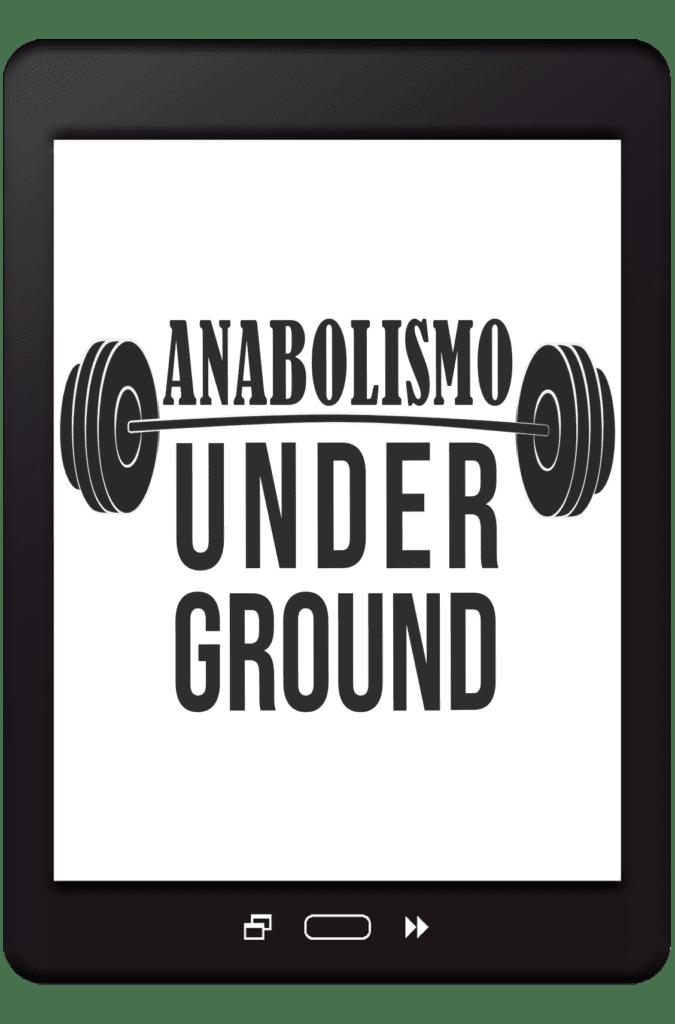 Aula Anabolismo Underground Bônus Ciência Anabólica Dr. LUCAS CASERI