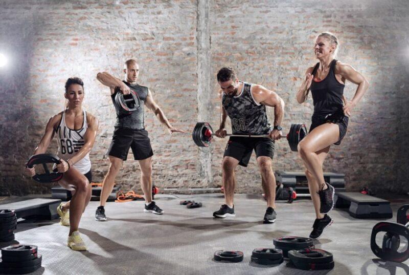 Treinamento Multimodal HIIT e Musculação