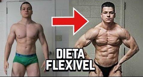 Dieta Flexível e Nutrição Caio Bottura antes e depois