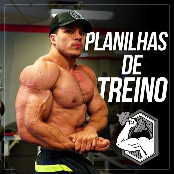 Fichas de Treino Caio Bottura - Planilhas de Treino de Musculação para Hipertrofia Muscular