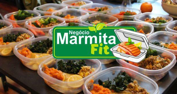 Negócio Marmita Fit: Curso de Marmita Fit