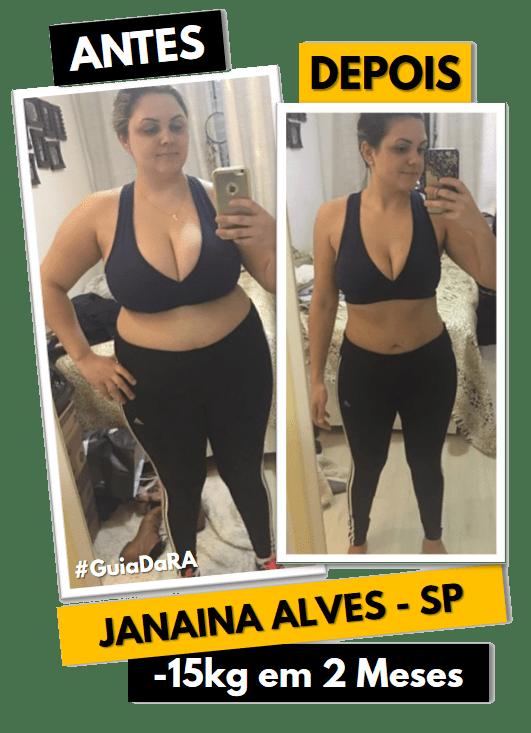 Depoimento: JANAÍNA ALVES - SP