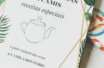 ACADEMIA DE CHÁS by Camila Monteiro