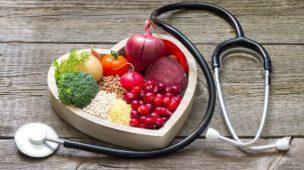 alimentação saudável e saúde