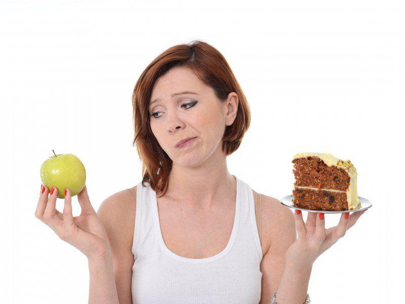 Para perder gordura evite comer alimentos açucarados