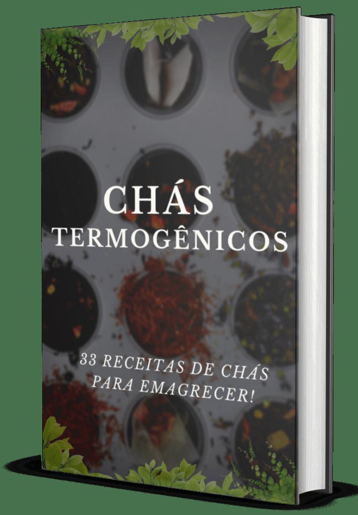 BÔNUS 2: E-book Chás Termogênicos