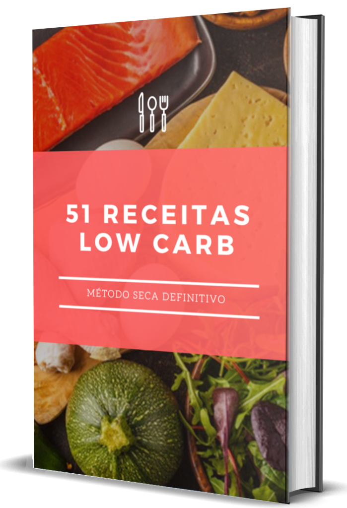 E-book 51 Receitas Low Carb