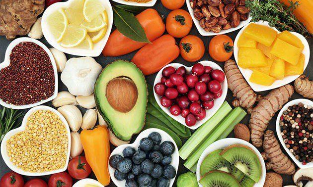 Como Conseguir os nutrientes necessários para uma alimentação saudável.