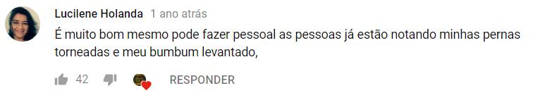 GLÚTEOS AO EXTREMO - MBN depoimento 4