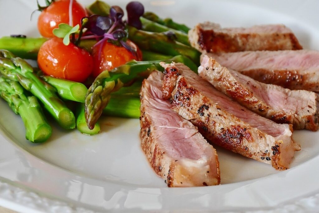 Perder Gordura Coma uma dieta rica em proteínas