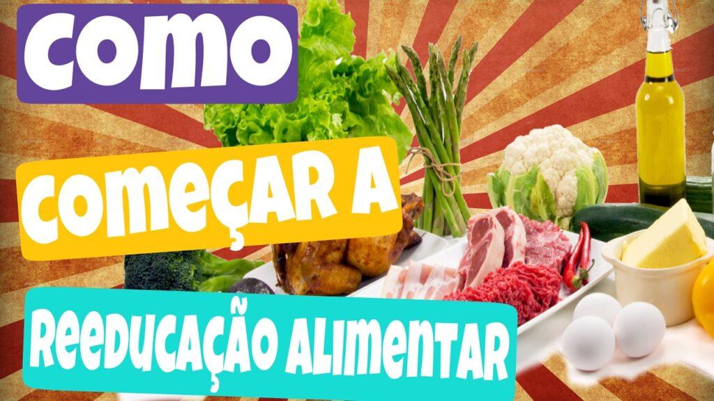cardapio dieta 17 dias REEDUCAÇÃO ALIMENTAR