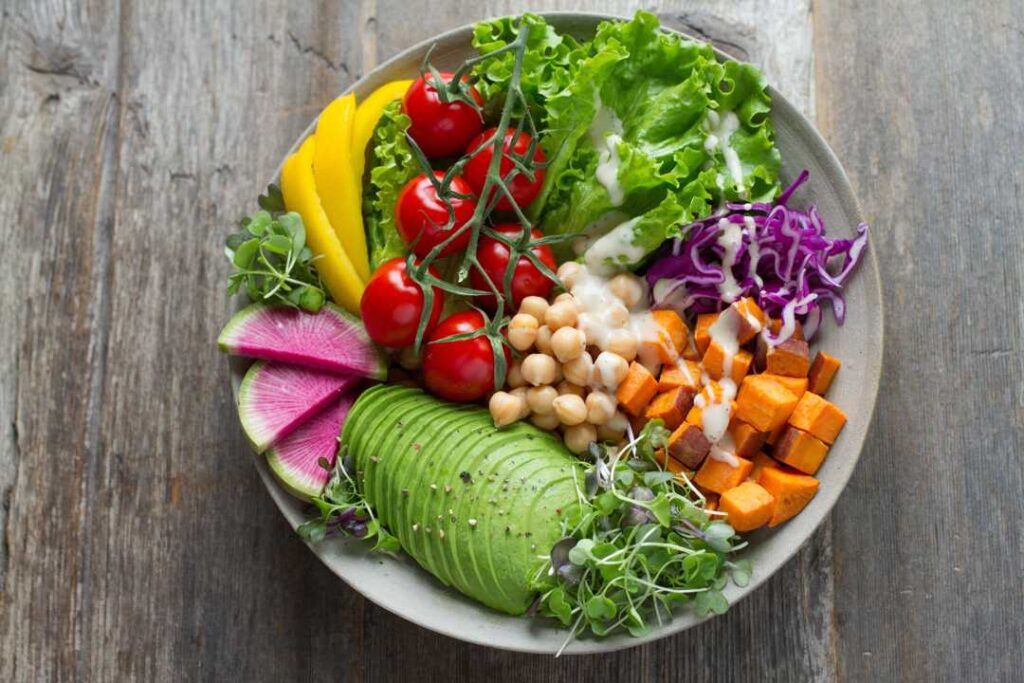 O que é dieta vegana? Dieta vegana o que pode comer?