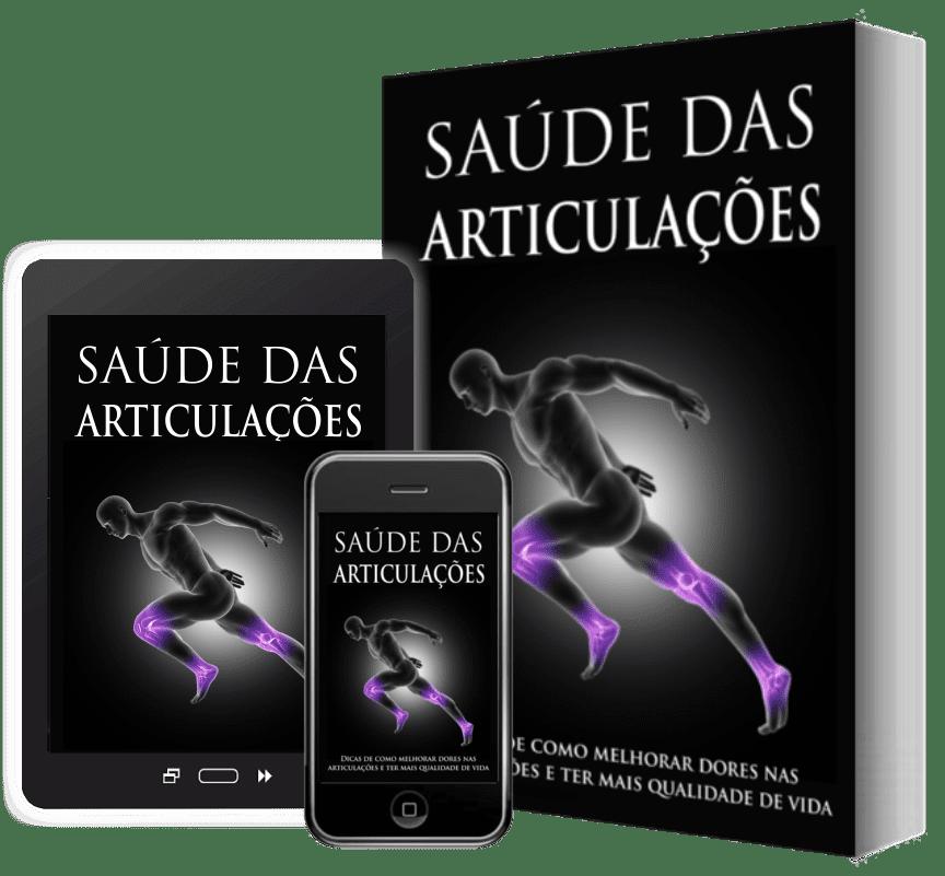E-book Saúde das Articulações