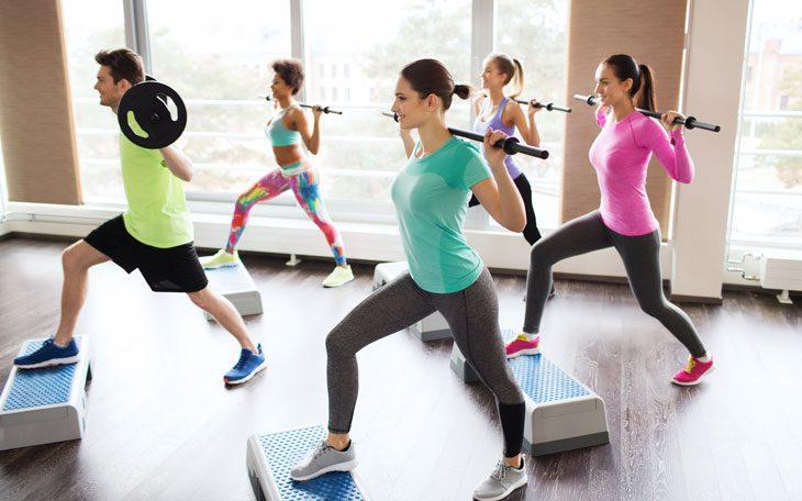 Faça exercício aeróbico (cardio)