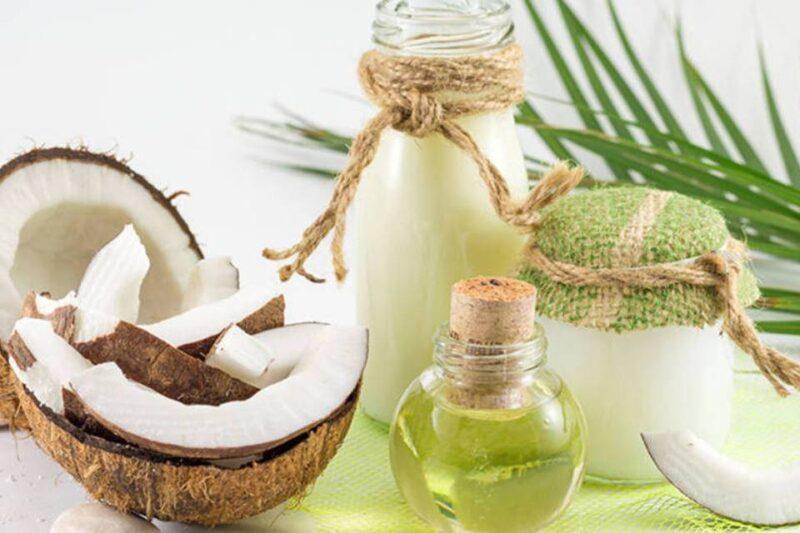 Substitua algumas de suas gorduras para cozinhar por óleo de coco