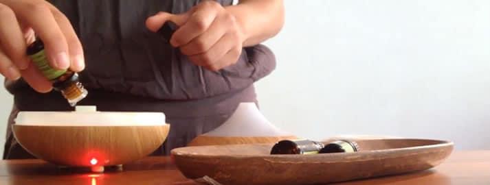 O que é o curso de aromaterapia online?
