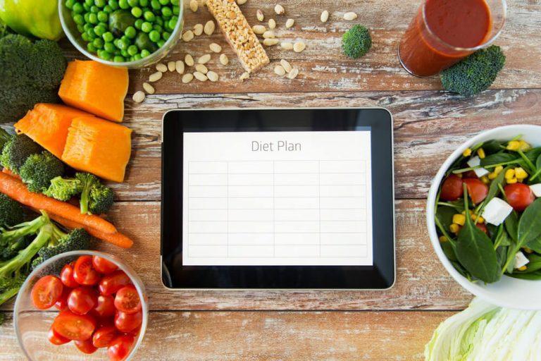 Como Organizar sua semana de refeições Low Carb