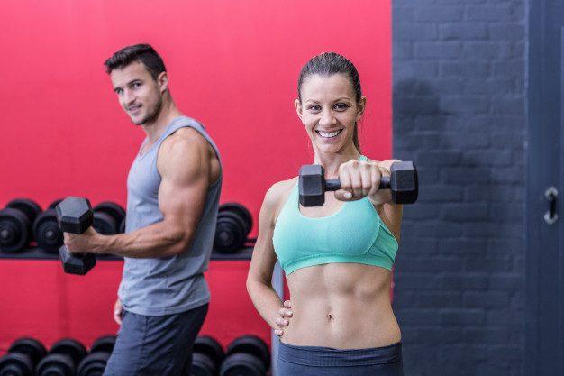 Pratique exercícios que queimam gordura