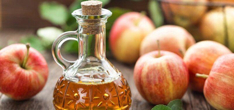 Adicione vinagre de maçã à sua dieta para perder gordura