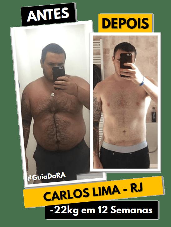 Depoimento: CARLOS LIMA - RJ