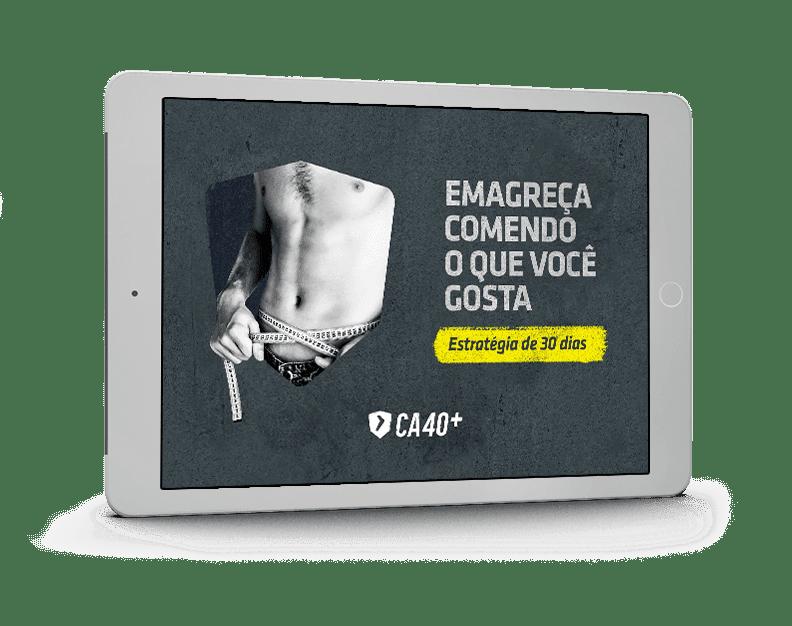 Corpo de Atleta depois dos 40 anos - Bônus 3: Estratégia de 30 Dias Para Mudar a Sua Alimentação
