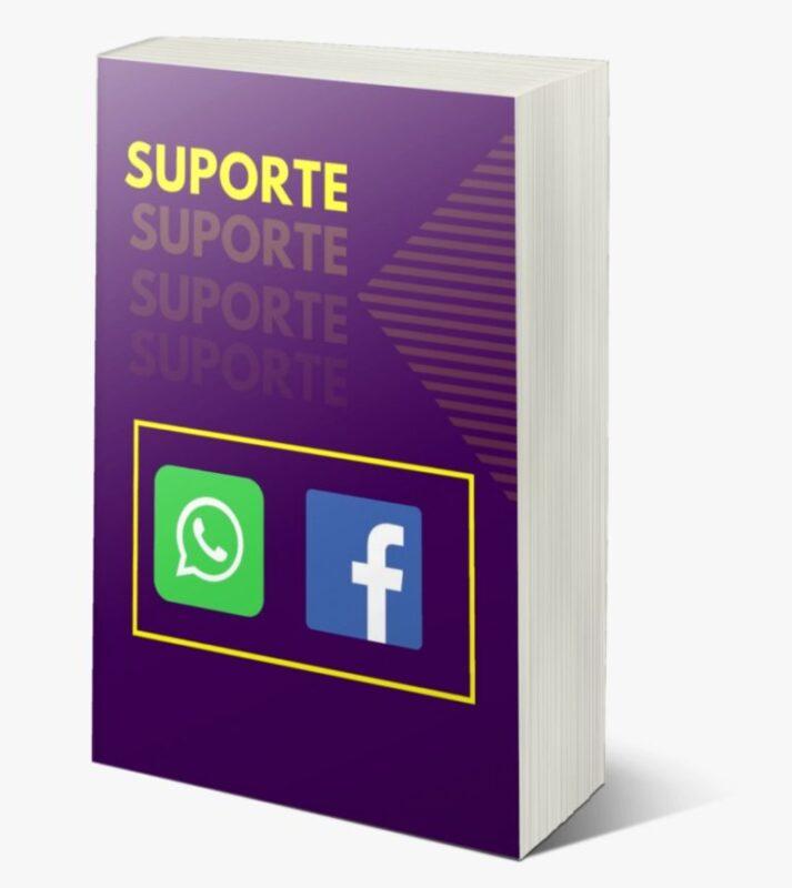Grupo no Facebook e WhatsApp
