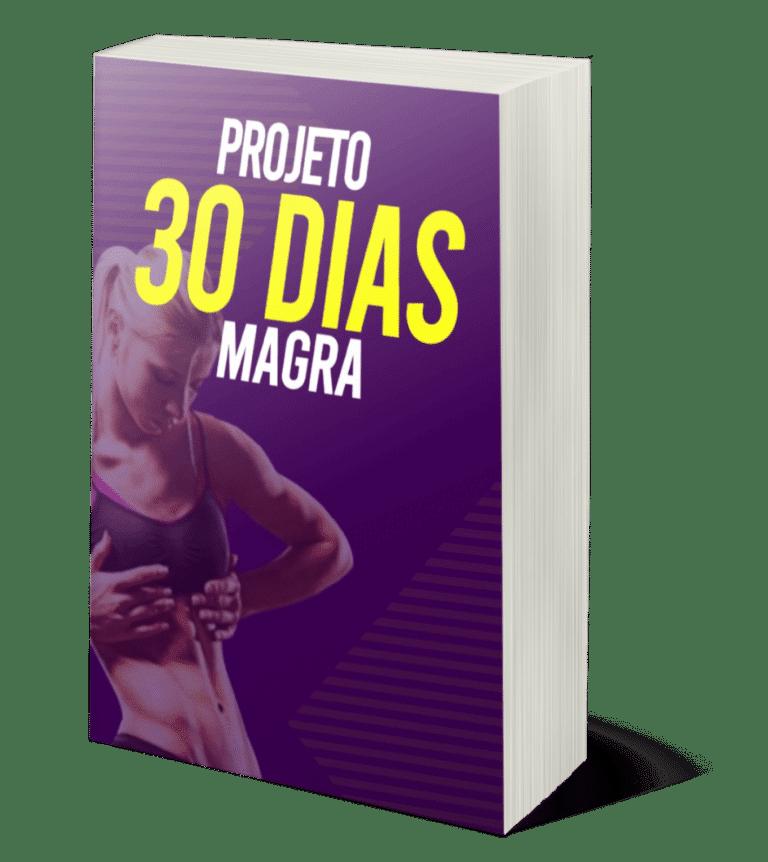 E-book Projeto 30 Dias Magra