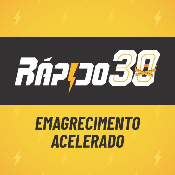 RÁPIDO30 - Programa de Emagrecimento Acelerado