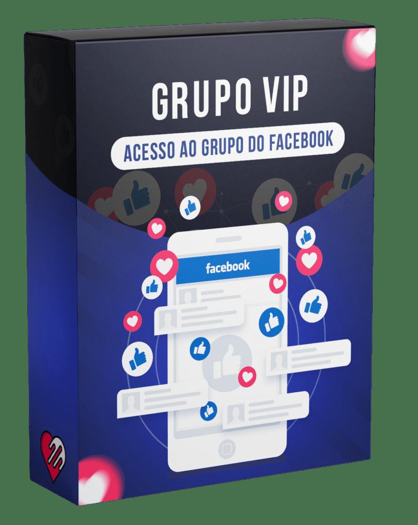 GRUPO VIP ACESSO AO GRUPO DO FACEBOOK