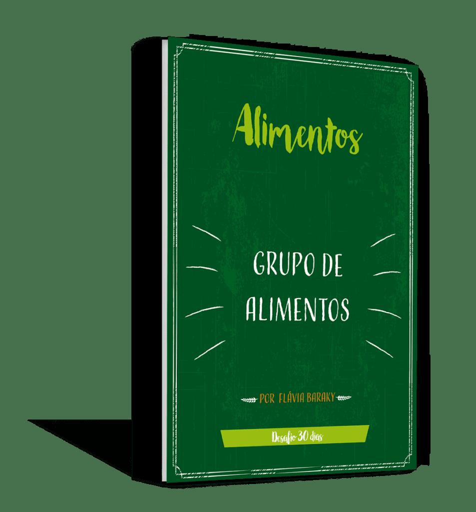 BÔNUS 3: Guia de Grupos Alimentares