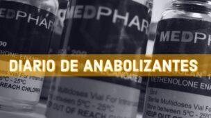 Diário de Anabolizantes