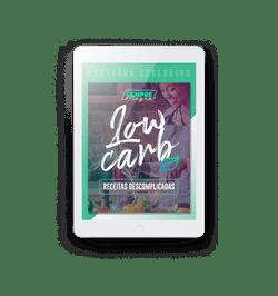 LOW CARB RECEITAS PERDER MEDIDAS E EMAGRECER