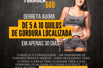 Dieta Fórmula 60 Dias