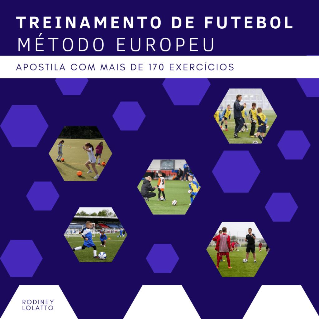 E-book: Treinamento de Futebol - Método Europeu
