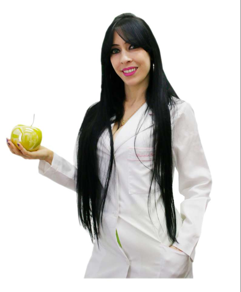 Dr. Marcela Barbosa da Silva Almeida - Nutricionista