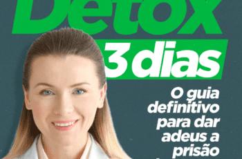 Programa Detox3 | Liberte-se em 3 dias