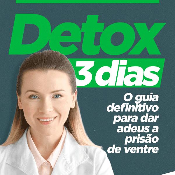 Programa Detox3   Liberte-se em 3 dias